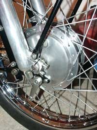 RE Front Wheel