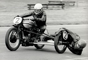Titch at Oulton