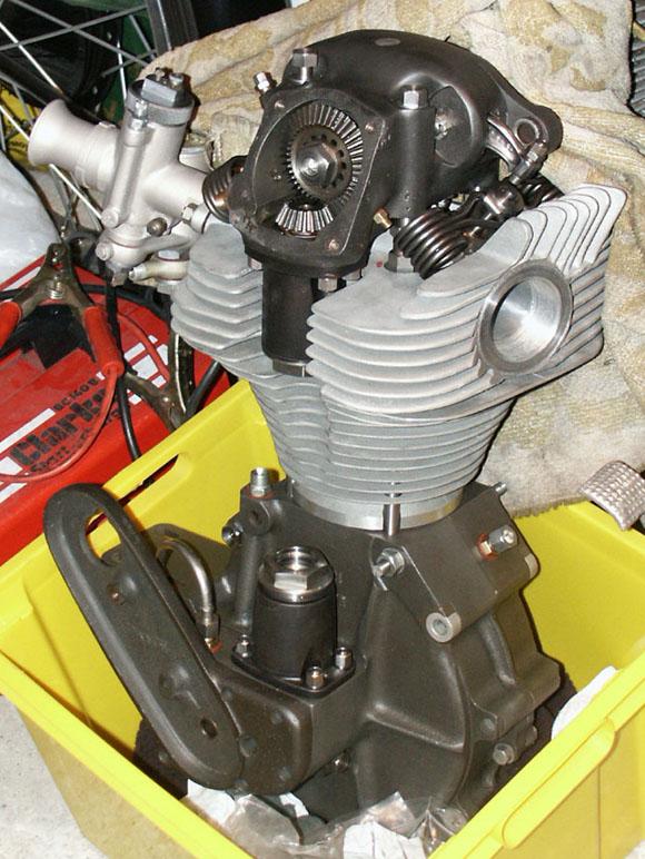 Sohc Manx Norton Latest Catalog Parts