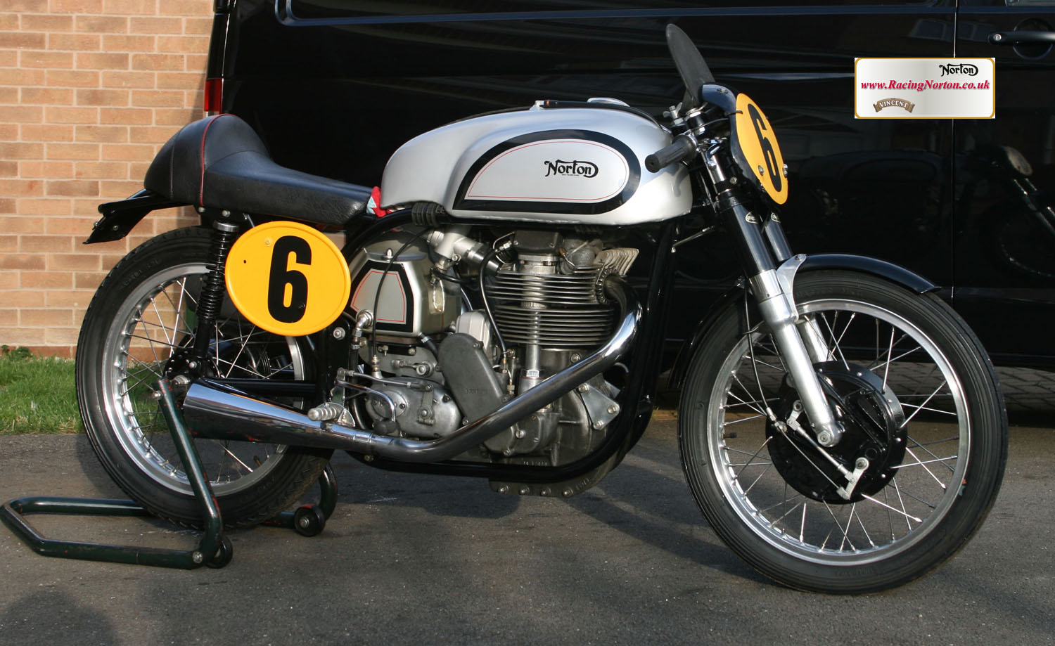 Racingvincent My Bikes Picture Gallery
