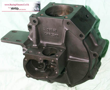 M30 Timing Side Crankcase